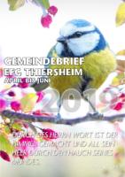 Gemeindebrief 2. Quartal 2019